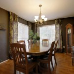 Wells Branch House For Sale Dining Room